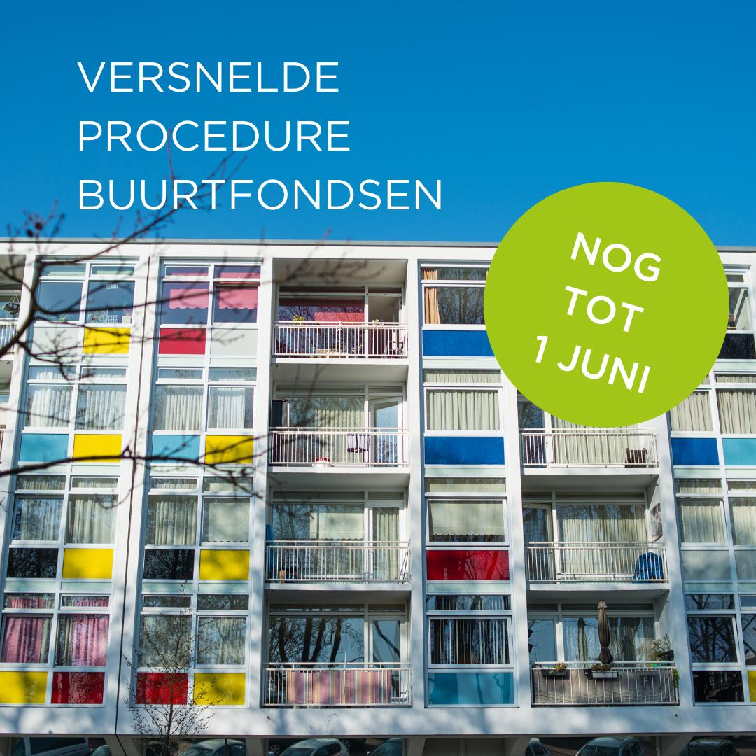 Deadline versnelde procedure 1 juni