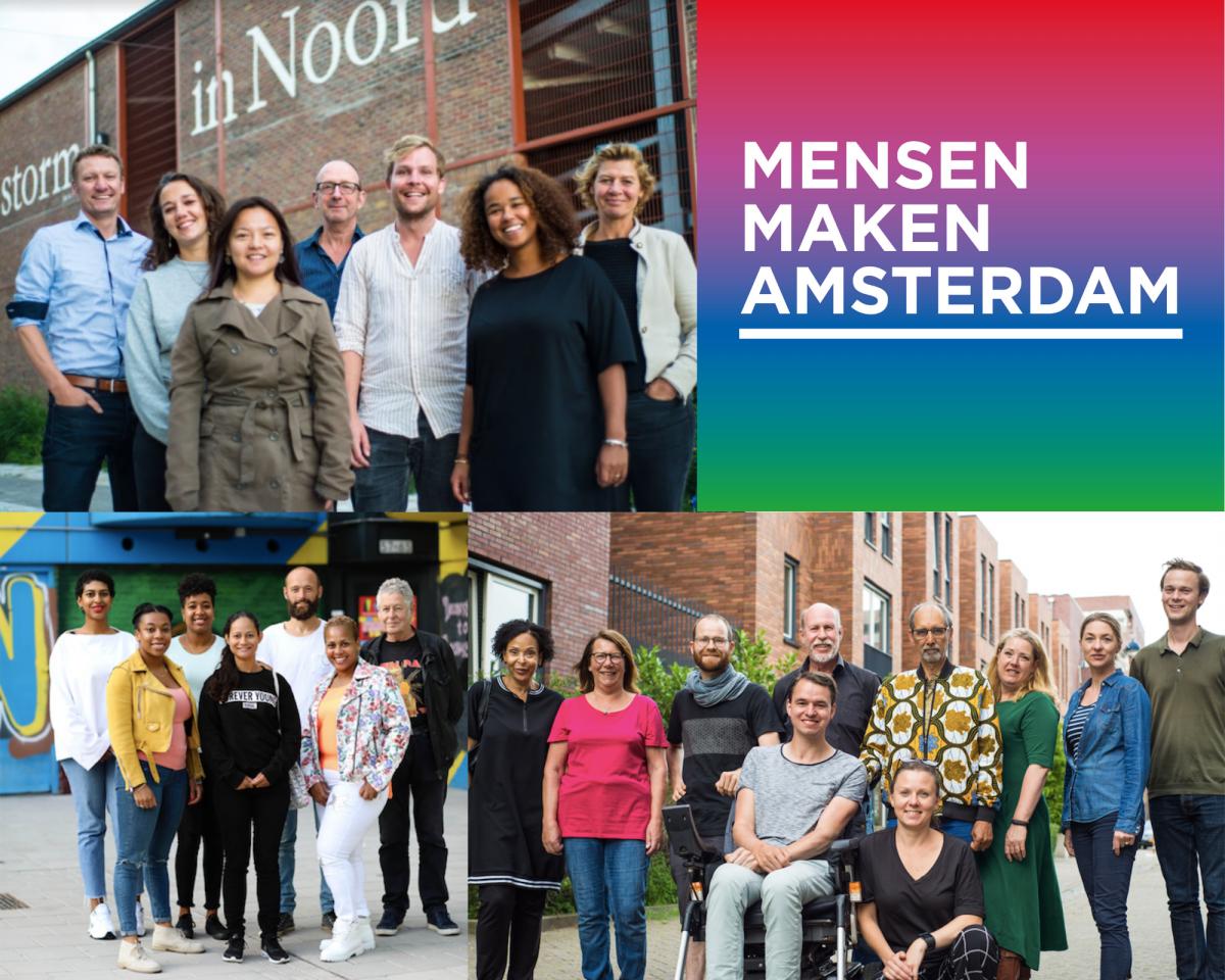 Vacature: stagiair communicatie bij Mensen Maken Amsterdam